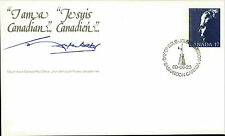 CANADA 1. Day of Issue Cover Brief FDC Ersttagsbrief John G. Diefenbaker 1979