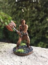 Zombicide Black Plague Special Guest Neal Adams GRONSTAG THE BARBARIAN painted