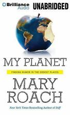 My Planet : Finding Humor in the Oddest Places by Mary Roach (2014, CD,...
