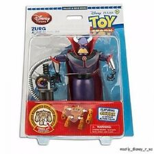 NEW Disney Store Toy Story Emperor Zurg Action Figure W/ Build Chunk Parts