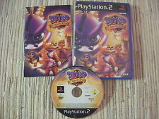 PLAYSTATION 2 PS 2 SPYRO: A HERO TAIL´S USADO BUEN ESTADO