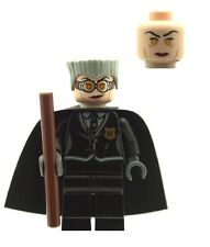 LEGO Harry Potter Minifig Madam Hooch with Wand Made From Lego NEW