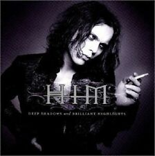 "HIM ""DEEP SHADOWS AND BRILLIANT..."" CD NEUWARE!!!!!!!!!"