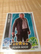 STAR WARS Force Awakens - Force Attax Trading Card #106 Han Solo
