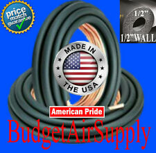 "7/8 x 3/8- (1/2"" INSULATED) copper line set x 25ft -LINESET MADE IN THE USA"