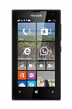 Microsoft Lumia 435 Dual SIM 8GB Unlocked Windows Smartphone (Black)