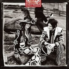 THE WHITE STRIPES ICKY THUMP NEW DOUBLE 180G VINYL LP IN STOCK THIRD MAN RECORDS