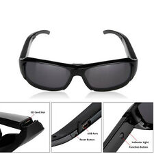 720P HD Camcorder Sunglasses Spy Camera Mini DVR Eyewear Digital Video Record