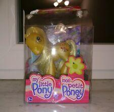 My little pony, mein kleines pony vintage Butterscotch G3 Pony OVP MIB