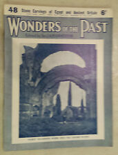 Wonders of the Past Magazine ~ Part 48, 27th Sept 1934 : Egypt & Ancient Britain