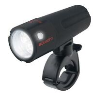 Sigma QUADRO BLACK Front Bike Cycle LED Head Light