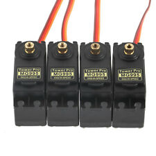 4pcs RC Servo MG995 Metal Gear Torque For Helicopter Car Boat Plane Parts