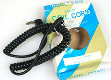 5FT COIL SYNC CORD FOR ARGUS C-3 (Harry Potter camera) IN ORIG. BOX