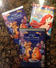 Lady and the Tramp (DVD,2006,2-Disc,Special Edition) Authentic US Release