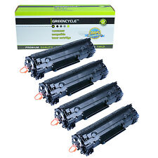 4PK CE278A 78A Laser Toner Cartridge For HP LaserJet M1536dnf P1606dn Printer