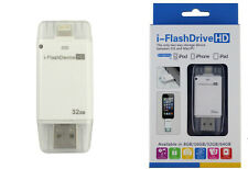 32GB USB dispositivo i-Flash Drive U disco para iPhone 5 5S 6 6S 6 más Ipad Air