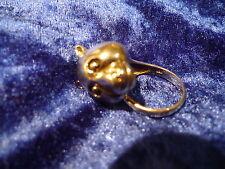 schöner, alter Ring__925 Silber__Panda - Bär__!