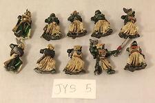 Warhammer Space Marine Dark Angels Robed Veteran Bodies