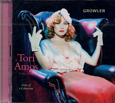 TORI AMOS - TALES OF A LIBRARIAN CD + DVD - CONCERT TOUR SONGS LIVE MUSIC VIDEO