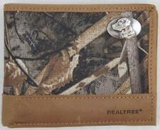 ZEP-PRO Labrador DOG LAB  Realtree Max 5 Camo Bifold WALLET Tin Gift Box
