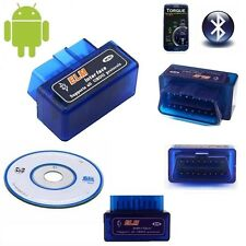 ELM MINI OBD2 ADATTATORE BLUETOOTH PER DIAGNOSI AUTO V2.1 ANDROID