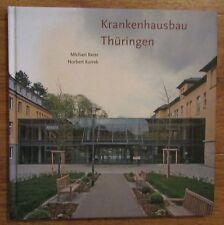 KRANKENHAUSBAU THÜRINGEN von Norbert Korrek und Michael Beier Architektur