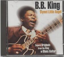 B.B. King - Sweet Little Angel CD