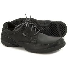 Clarks Mens ** RAMBLAS WAY BLACK GTX ** WATERPROOF TRAINER ** UK 7.5 / true 8