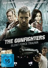 THE GUNFIGHTERS-BLUNT FORCE TRAUMA  DVD NEU