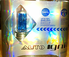 H7 UPGRADE HEADLAMP HEADLIGHT CAR VAN BULB 499 477 12V 80W XENON LOOK WHITE PAIR