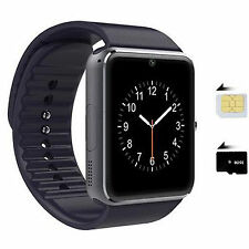 Bluetooth Smart Watch Phone For Android LG G3 Stylus Samsung S7 Redmi Note 4 3 2