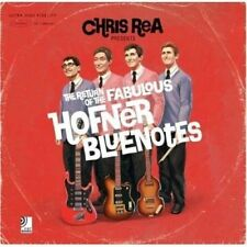 "CHRIS REA-The Fabulous Hofner Blue Notes  10"" Box Set"