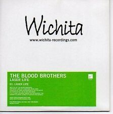 (N574) The Blood Brothers, Laser Life - DJ CD