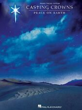 Casting Crowns Peace on Earth Sheet Music Piano Vocal Guitar SongBook  000307012