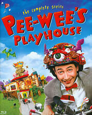 Pee-wee's Playhouse: The Complete Series (Blu-ray) - NEW