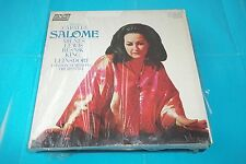 "STRAUSS "" SALOME "" 2 LP BOX RCA ""CABALLE"" SEALED"