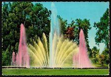 AD0486 Torino - Città - Parco del Valentino e Nuova Fontana luminosa