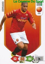 ADRIANO BRAZIL AS.ROMA CARD CALCIATORI ADRENALYN PANINI 2011