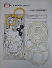 1989 Mr. Game Motor Show Pinball Machine Rubber Ring Kit