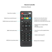 Replacement Remote Control Controller For MXQ M8 M8S T95M MXQ Pro Android TV Hot
