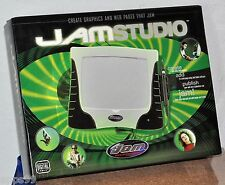 KB Gear Jam Studio Graphics & Website Design Tablet & Pen Windows 95 98 Mac 8.6