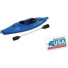 Sun Dolphin Aruba 10' Sit In Kayak, Blue, Paddle Included Free Shipping NEW