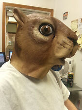 Squirrel Mask - New in package - Dress up Adult size Mask - Cute Squirrel!
