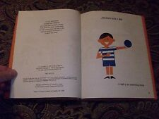 1965 First Ed. Adventures With A Ball First Science Experiments; Home Schooling