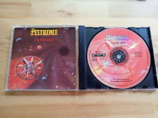 PESTILENCE-SPHERES ORG CD 1993 ROADRUNNER