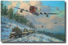 Thunder in the Ardennes (Col. Ed) by Anthony Saunders- P-47- Battle of the Bulge