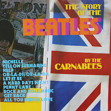 "Vinyle 33T The Carnabees ""The story of the Beatles"""