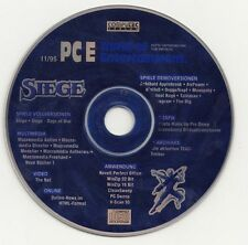 PC DOS: Siege & The Dogs of War Expansion - CD