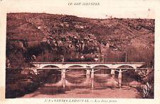 SAINT-MARTIN-LABOUVAL 2 les deux ponts