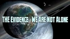 The Secret Evidence We Are Not Alone, UFO Conspiracy, on Plain DVD-R